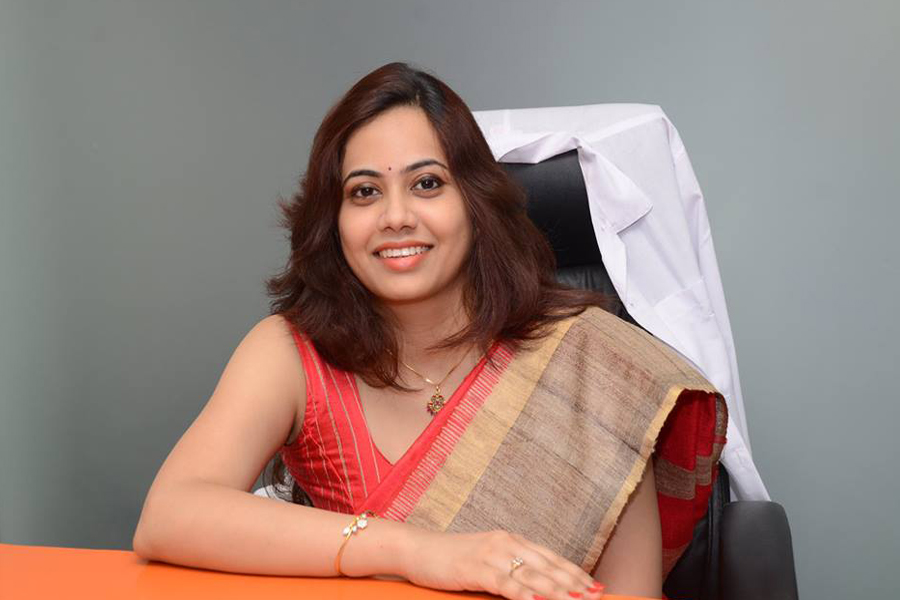Dr.Shilpa Deshpande (Mother of Saachi Deshpande-Daycare)