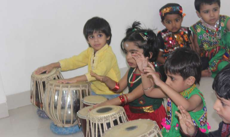 Dance and Tabla  Performance