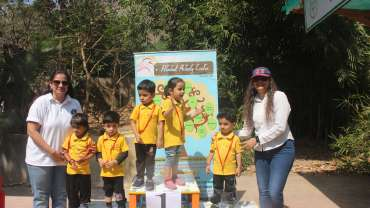 First Annual Sports meet of 2018-19 on 2nd March 2019
